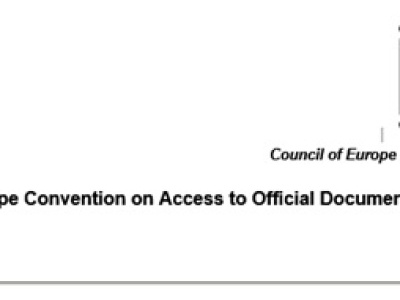 Convention on Access to Official Documents